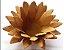 Forminha para Doces Floral Lee Colorset Kraft (Capuccino) - 40 unidades - Decorart - Imagem 1