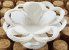Forminha para Doces Floral Loá Colorset Branco - 40 unidades - Decorart - Imagem 1