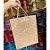 Sacola de Papel Kraft - Merry Christmas - Frases e Ramos com Detalhes em Dourado - Imagem 2