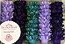Forminha para Doces Finos - Madri Kit Comemore  Lilas / Roxo / Tiffany -50 unidades - Decora Doces - Rizzo Festas - Imagem 1