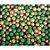 Perola Grande Natal 2 - 60g - Morello - Rizzo Confeitaria - Imagem 1