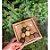 Caixa Brigadeiro Natal Kraft com 5 un Assk Rizzo Confeitaria - Imagem 1