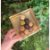 Caixa Brigadeiro Natal Ouro com 5 un Assk Rizzo Confeitaria - Imagem 1