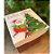 Caixa Cenário Decoração de Natal Ref.1943 com 2 unid. - Erika Melkot Rizzo Confeitaria - Imagem 1