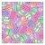 Folha para Ovos de Páscoa Lavanda 69x89cm - 05 unidades - Cromus Páscoa - Imagem 1
