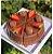 Forma Torta Ballerine em Alumínio 18cmx5cm - Caparroz - Rizzo Confeitaria - Imagem 2