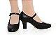 Sapato para Dança de Salão Feminino Salto 8cm Capezio CJ08 - Imagem 2