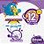 Kit 04 Fraldas BabySec GALINHA PINTADINHA Premium -P-80 unids + 01 Copo Brinde - Imagem 2
