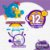 Fralda BabySec GALINHA PINTADINHA Premium - XG - 12 unids - Imagem 2