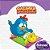 Kit 04 Fraldas BabySec GALINHA PINTADINHA Premium -M-136 unids - Imagem 5