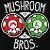Camiseta Mushroon Bros - Masculina - Imagem 1