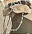Corrente Cartier 40cm Prata 925 - Imagem 1
