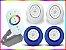 Kit Iluminação Piscina Enertech LED RGB 2x18 Watts - 12 cm - Imagem 4