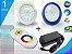 Kit Iluminação Piscina Enertech LED RGB 1x18 Watts - 8 cm - Imagem 1