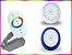 Kit Iluminação Piscina Enertech LED RGB 1x18 Watts - 8 cm - Imagem 8