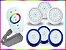 Kit Iluminação Piscina Enertech LED RGB 3x18 Watts - 8 cm - Imagem 4