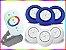 Kit Iluminação Piscina Enertech LED RGB 3x9 Watts - 12 cm - Imagem 4