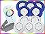 Kit Iluminação Piscina Enertech LED RGB 5x9 Watts - 12 cm - Imagem 2