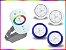Kit Completo Iluminação Piscina Enertech LED RGB 2x9 Watts - 8 cm - Imagem 4