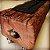 Lareira Ecológica Completa - Dormente 65x25x30 cm - Imagem 4