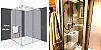 Sauna Vapor Elétrica Plus Mar Luxo 4.000w até 4m² 220v - Box Indoor - Imagem 2