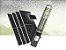 Kit Completo Bomba Solar Submersa Caneta 4 Pol. 1.000 Watts C/ Placas Solares  - Até 108 Metros - Imagem 1