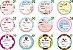 Etiquetas Adesivas Personalizadas Promoção Brinde 500 unidades - Imagem 5