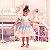 Vestido de festa infantil Petit Cherie princesa candy color rosa e azul - Imagem 1