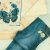 Conjunto bebê Petit Cherie blusa rosa borboleta legging jeans fake - Imagem 3