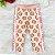 Conjunto bebê Petit Cherie menina blusa  legging ursinho rosa - Imagem 4