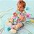 Macacão bebê Mon Sucré inverno doces donuts e cupcakes colorido Tam RN - Imagem 4