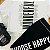 Conjunto teen tumblr t-shirt cropped calça moletom branco e preto - Imagem 2