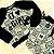 Conjunto infantil Petit Cherie blusa e calça de moletom leopardo com brilho preto e verde - Imagem 6