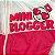 Jaqueta infantil Momi feminina corta vento bomber pink e branco - Imagem 4