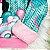 Conjunto de bebê Mon Sucré blusa calça moletom cachorrinho verde - Imagem 4