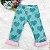 Conjunto de bebê Mon Sucré blusa calça moletom cachorrinho verde - Imagem 5