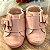 Tênis bebê menina lacinho verniz rose 14 ao 17 - Imagem 2