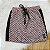 Conjunto tumblr teen top tule com saia rose preto Vanilla Cream - Imagem 5
