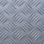 Chapa xadrez 2500 x 1000 x 2,2 - Peso teórico 17,30 - Imagem 1