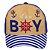 Boné Baby Marinheiro - Imagem 1