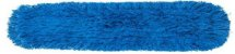 Mop Pó Acrílico Kunber Ponta Cortada Azul 120cm - Imagem 1