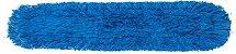Mop Pó Acrílico Kunber Ponta Cortada Azul  60cm - Imagem 3