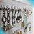 Porta brincos cristal - 35 pares - Imagem 3