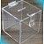 Urna em acrílico - modelo quadrado - Imagem 3