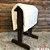 Pelego Branco Lã Socada 90x64cm - Imagem 1