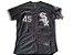Camisa Esporte Baseball MLB Chicago White Sox Michael Jordan Número 45 -Preta Nova - Imagem 1