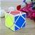 Cubo Mágico Profissional QiYi skewb - Imagem 4