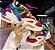 tênis chunky alta performance esportivo (várias cores) - Imagem 1