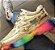 tênis chunky colorido holográfico (várias cores) - Imagem 2