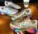 tênis chunky colorido holográfico (várias cores) - Imagem 1